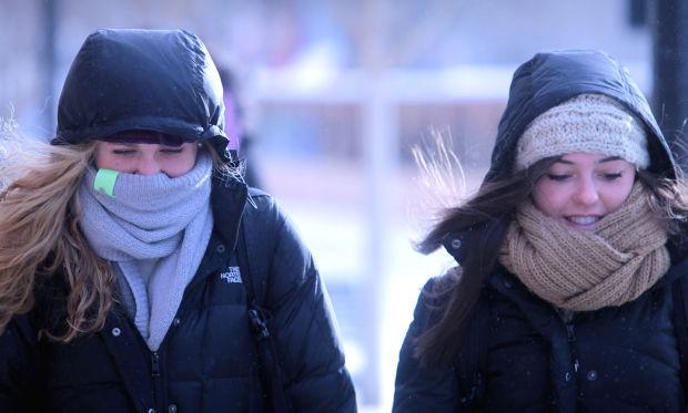 Foto13 Frente fria Frente ártica fará temperatura despencar em NJ