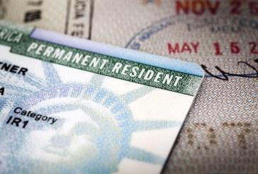 Recipientes de asilo devem aplicar para o green card antes da cidadania