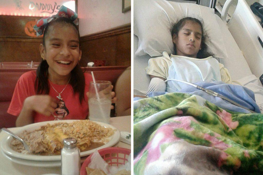 Foto15 Rosamaria Hernandez 1024x683 ICE libera menina indocumentada com paralisia cerebral