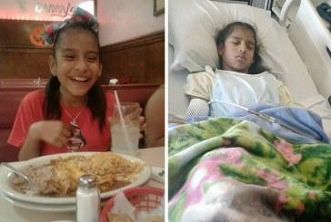 ICE libera menina indocumentada com paralisia cerebral