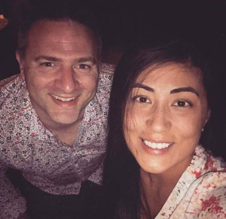 Foto21 Kevin e Michelle Livingston Brasileira e marido morrem em acidente de carro na FL