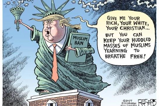 Imigração é tema central em exibição de desenhos em Ohio