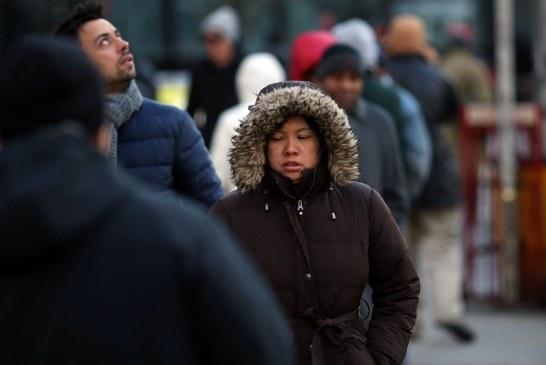Frio poderá continuar até o Thanksgiving