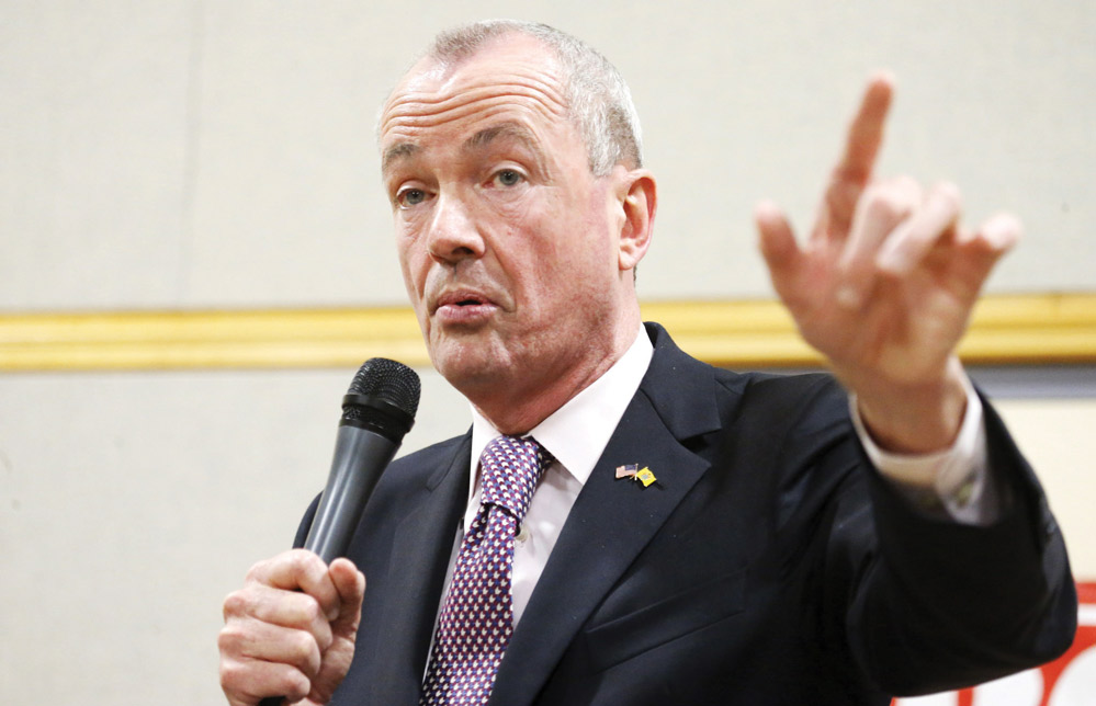 murphi Democrata Murphy é o novo governador de New Jersey!!
