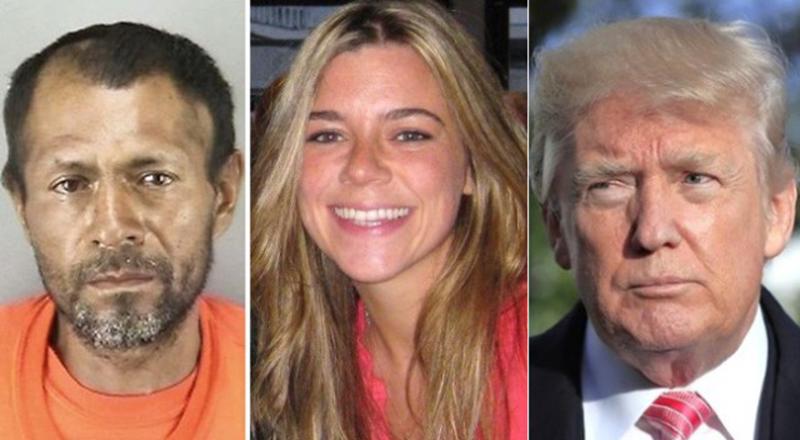 Foto12 Jose Ines Garcia Zarate e Kate Steinle Juri inocenta indocumentado acusado de matar americana