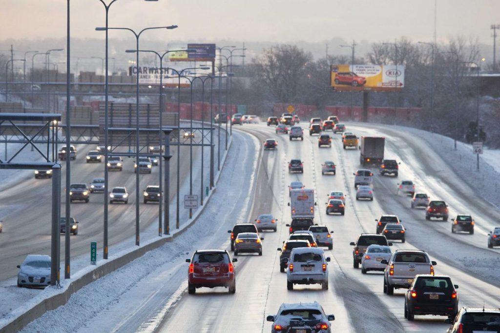 Foto12 Neve em New Jersey  1024x683 Vai cair 6 polegadas de neve no fim de semana