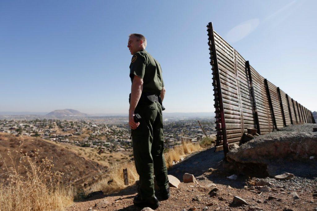 Foto25 Patrulheiro BP 1024x683 Prisões na fronteira caem durante governo Trump
