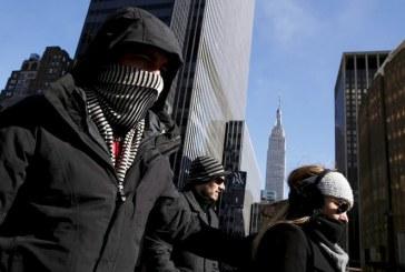 Ano novo: Temperatura cairá para abaixo de zero em NJ