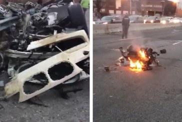 Brasileiro morre em acidente de carro na Rota 21
