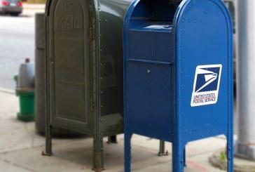 Cola em caixas postais pode ser ação de ladrões