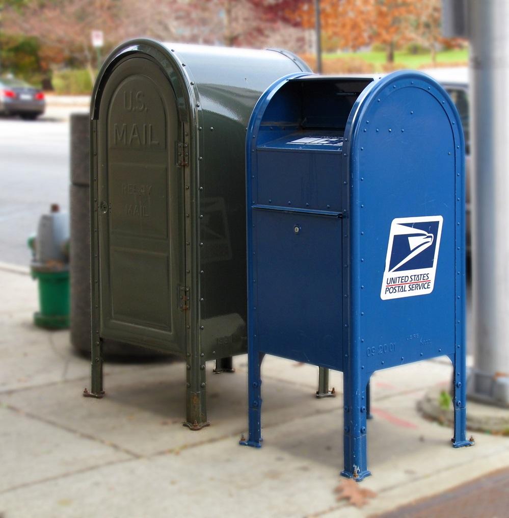 Foto8 Caixa postal US Cola em caixas postais pode ser ação de ladrões
