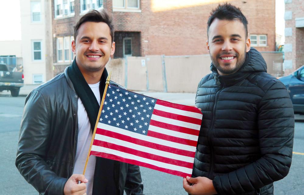 Foto9 Clayton e Romario Exclusiva: Clayton & Romário concedem entrevista ao BV