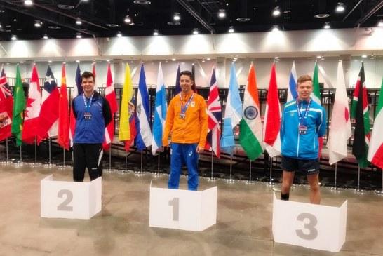 Brasileiro leva a prata no Aberto dos EUA de tênis de mesa paraolímpico