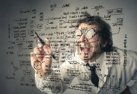 cientista Vip de laboratório