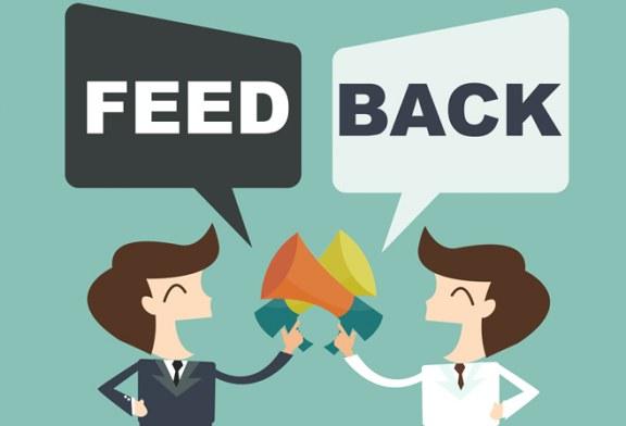 Feedback – Uma ferramenta para quem busca o sucesso