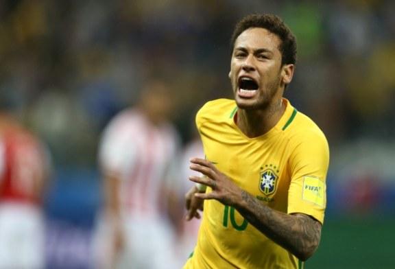 Brasil pega Suíça, Costa Rica e Sérvia na 1ª fase da Copa