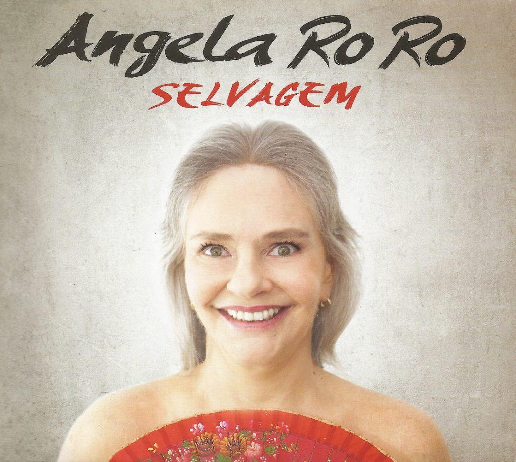 Capa CD Angela Ro Ro 1024x916 Ro Ro numa viagem camaleônica