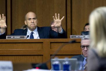 Booker critica Secretária de Segurança por 'amnésia' em comentários racistas