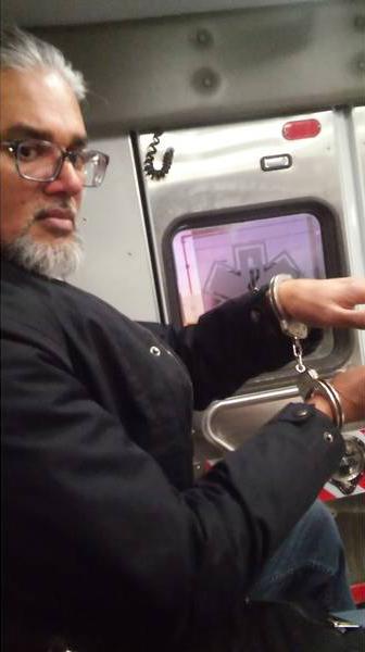 Foto12 Ravi Ragbir Conduta policial será investigada em protesto contra prisão de ativista