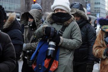 New Jersey pode ter frio recorde no final de semana