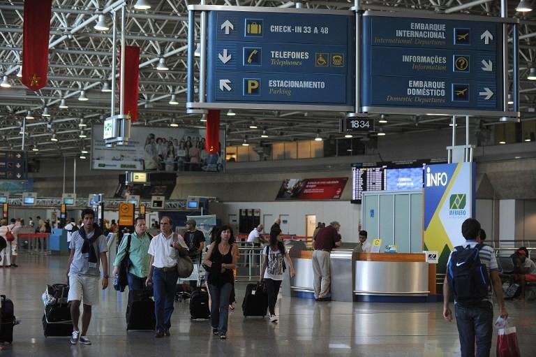 Foto20 Aeroporto do Galeao Férias: O que os imigrantes podem levar nas viagens ao Brasil