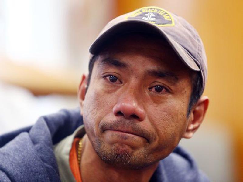 Foto24 Harry Pangemanan 1 1 Indocumentado que ajudou no pós Sandy luta contra a deportação