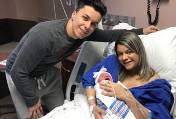 Brasileira é mãe do 2º bebê nascido em 2018, em New Jersey