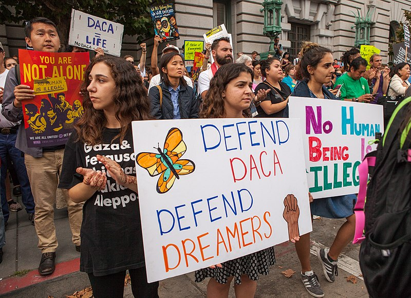 Foto27 Protesto Dreamers DACA: Atraso na entrega de renovações prejudica 1.900 Dreamers