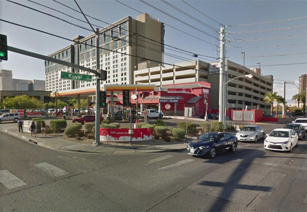 Foto28 Las Vegas 1024x707 Brasileiro morador de rua morre atropelado em Las Vegas