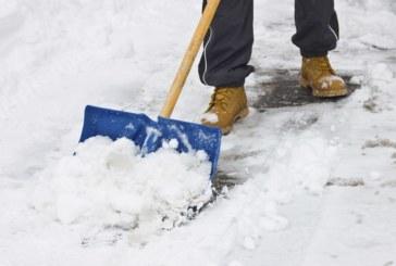 Tempestade de neve poderá acumular 6 polegadas em NJ