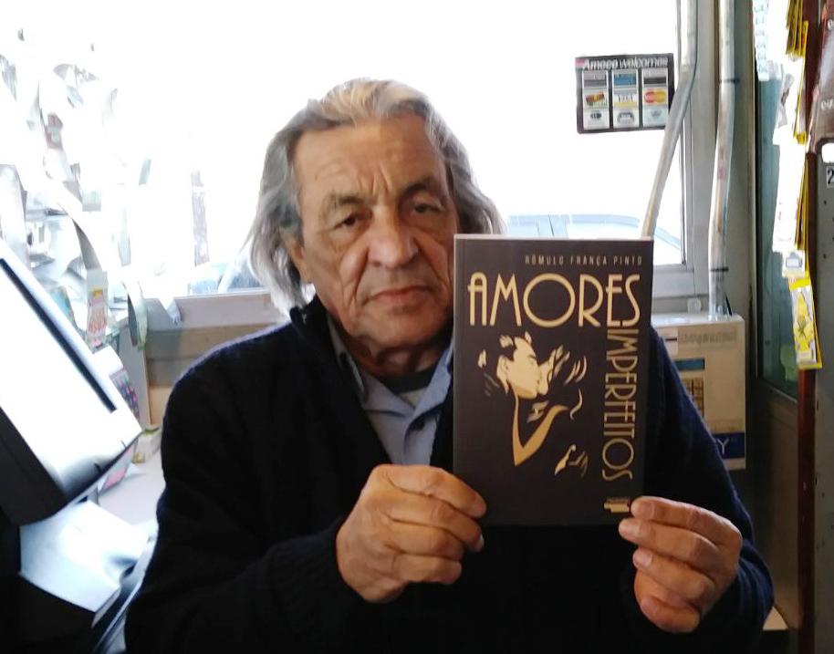 """Foto29 Romulo Franca Pinto Escritor brasileiro lança livro """"Amores Imperfeitos"""" em Newark"""