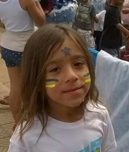 Foto29 Samuel da Cruz Filho de pai preso na fronteira dos EUA retorna ao Brasil