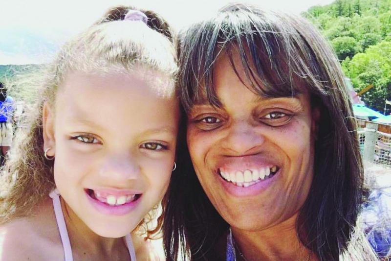 Foto29 Vilma e Sofia 3 Brasileira luta pela custódia da filha em Connecticut