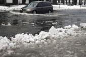 Quanto de neve acumulará em NJ, NY e PA?