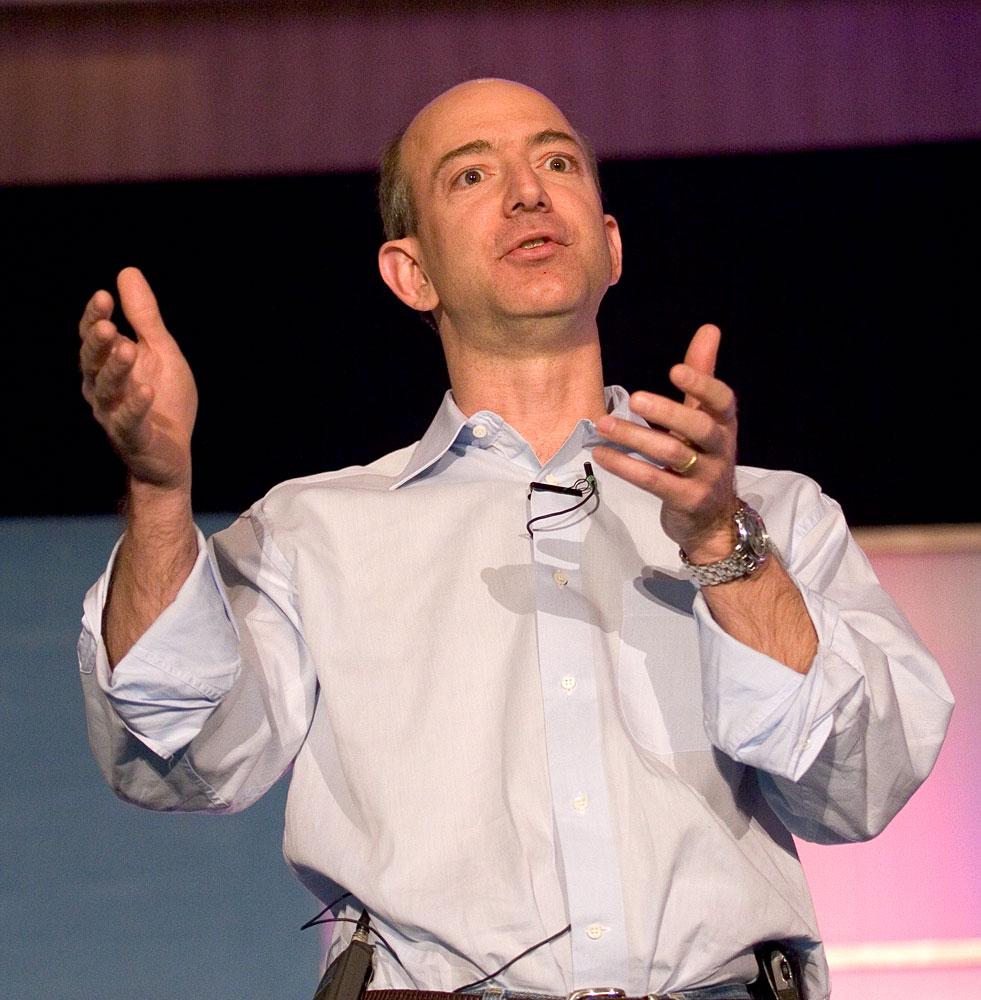 Foto9 Jeff P. Bezos Dono da Amazon doa US$ 33 mi em bolsas de estudo para Dreamers