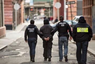Batidas do ICE resultam em mais de 100 prisões em LA