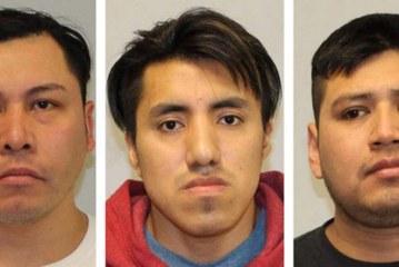 Ice manda prender três acusados de estupro