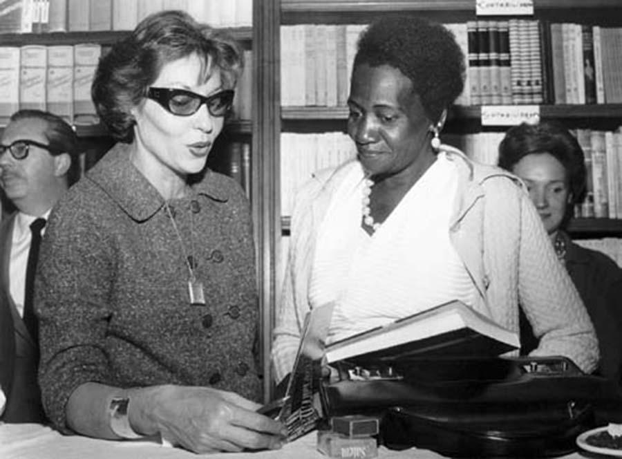 Foto21 Clarice Lispector e Carolina Maria de Jesus Biblioteca em NY homenageia mulheres brasileiras
