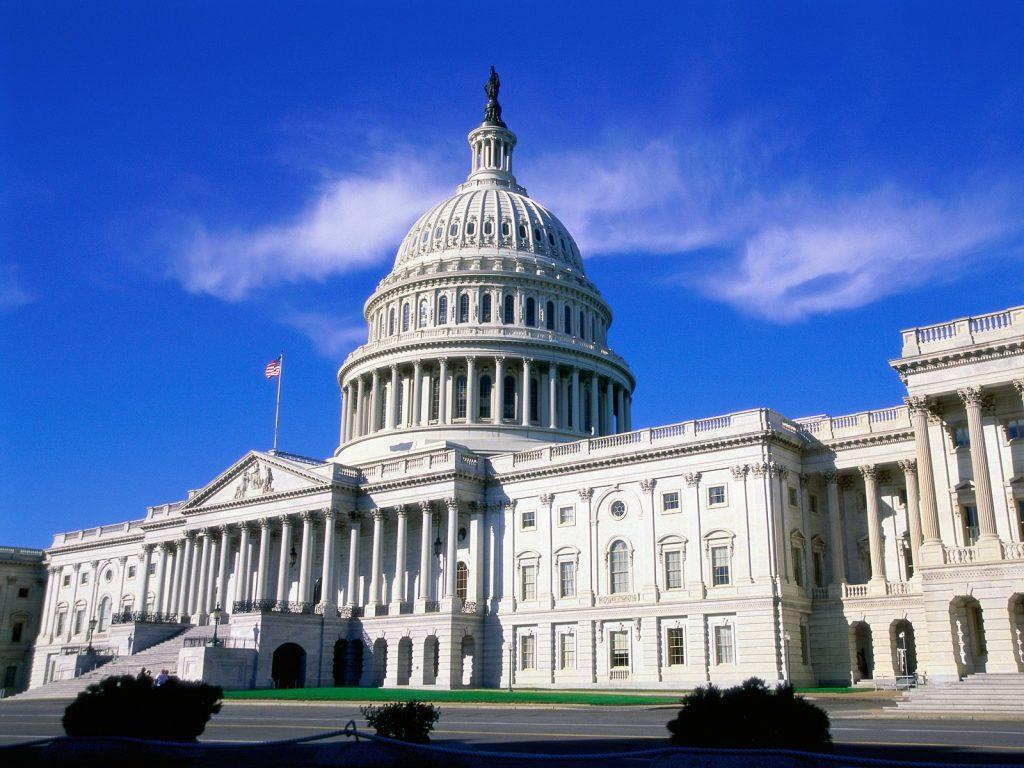 """Foto24 Capitolio DC 1024x768 Senado rejeita 4 propostas e deixa """"Dreamers"""" no limbo"""