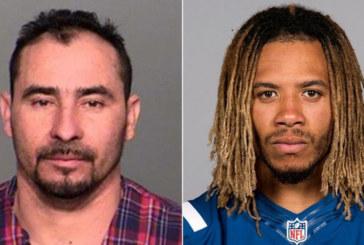 Motorista indocumentado que matou jogador da NFL foi deportado 2 vezes