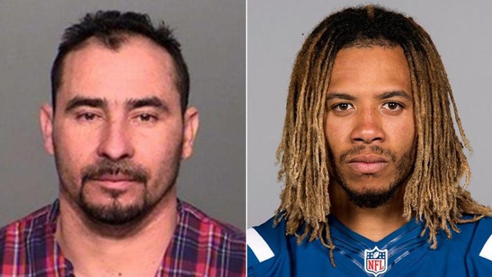 Foto24 Manuel Orrego Savala e Edwin Jackson Motorista indocumentado que matou jogador da NFL foi deportado 2 vezes