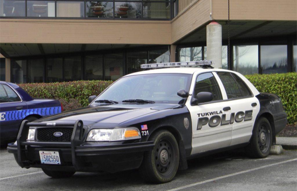 Foto24 Viatura da Policia de Tukwila  1024x658 Indocumentado pede ajuda à polícia e é denunciado ao ICE