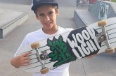 Brasileiro vence campeonato de skate na Flórida