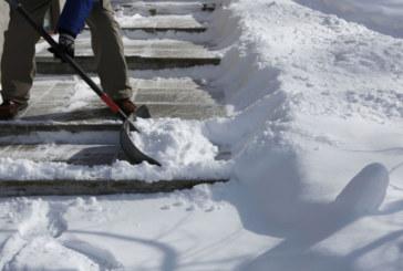 Especialistas preveem mais neve em NJ