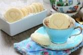 Sequilhos de polvilho com farinha de arroz e amêndoas – sem glúten