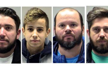 4 brasileiros são presos por clonagem de cartões de crédito