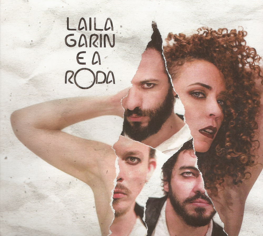 Capa CD Laila Garin e a Roda Laila soberana