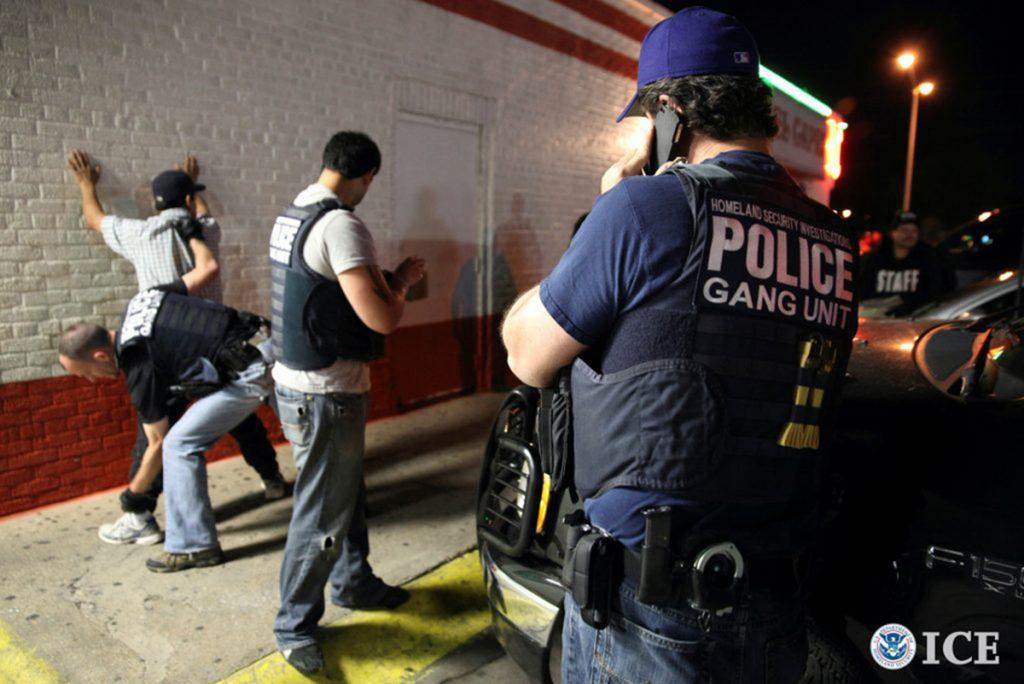 Foto10 Prisao ICE Dispara a prisão de indocumentados sem antecedentes criminais