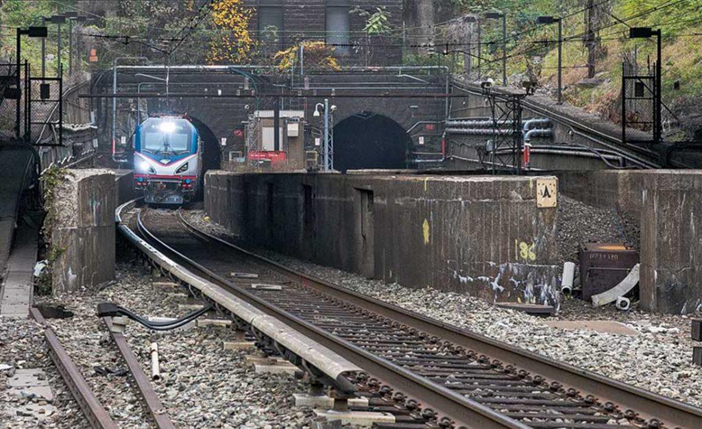 """Foto13 Tunel Hudson Trump prefere """"parar"""" o governo a ter que construir túnel em NY"""