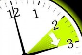 EUA mudam o fuso horário no domingo (11)